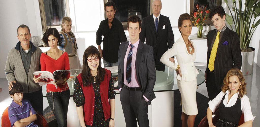 бетти дурнушка 4 сезон смотреть онлайн: