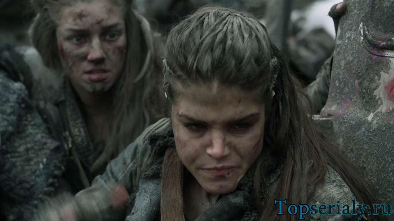 Сотня 2 сезон смотреть онлайн сезон 3 серия